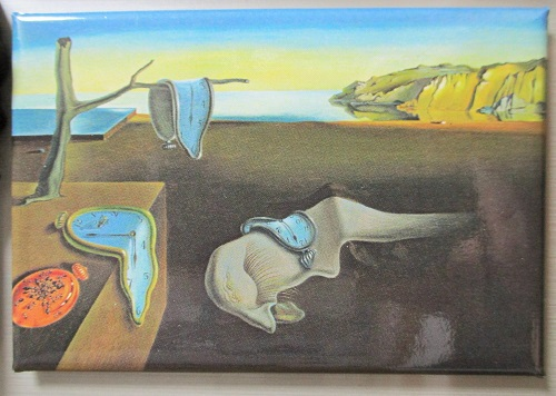 記憶の固執 作者:サルバドール・ダリ