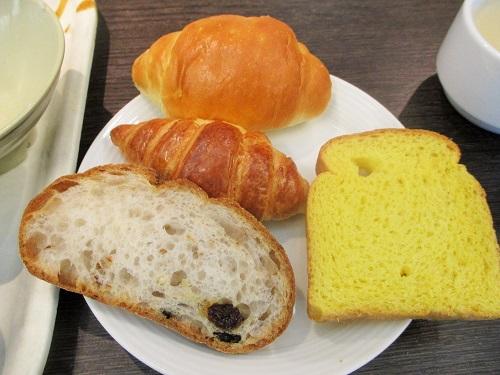 裏磐梯レイクリゾート 五色の森 朝食 2018年9月