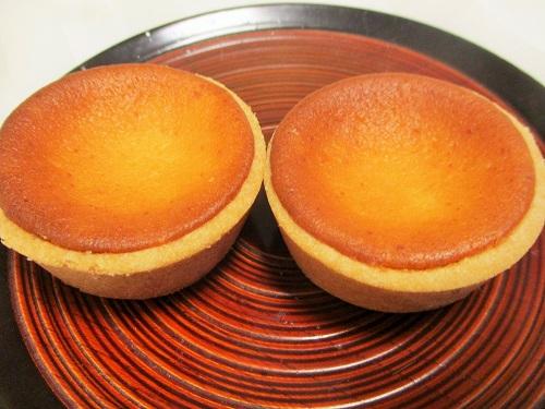 石舟庵 みかんの花ベイクドチーズケーキ