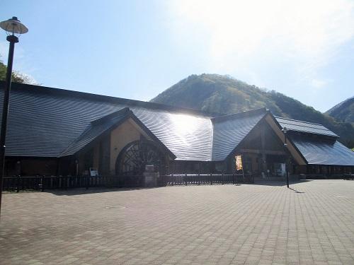 【日光市】湯西川温泉観光センター「湯西川 水の郷」 2019年5月
