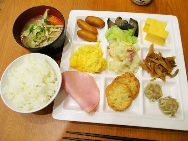 伊東園リゾート 熱海ニューフジヤホテルにて朝食を頂きました♪