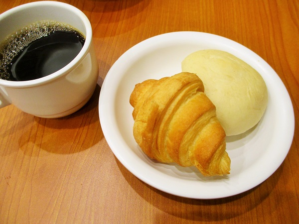 熱海ニューフジヤホテルにて朝食 2019年7月