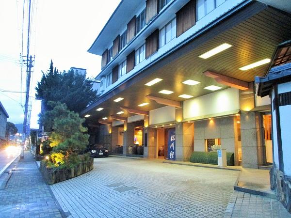 伊東園ホテル松川館 2019年10月