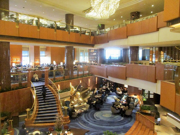 横浜ベイシェラトン ホテル&タワーズ【2020年1月】