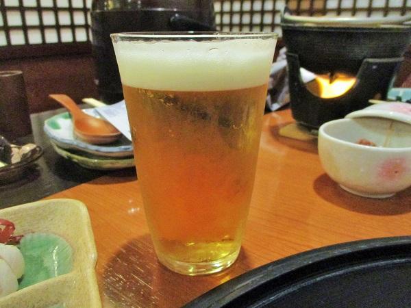 奥下田 観音温泉 夕飯【2020年1月】