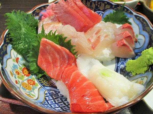 【伊東駅前】たか丸食堂 海鮮丼【2020年3月】