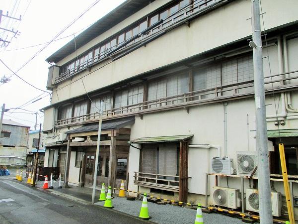 山喜旅館【2020年3月】