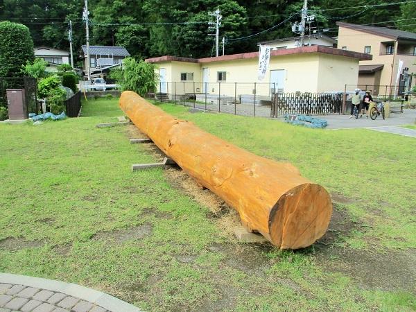 下諏訪町 おんばしら館よいさ【2020年7月】