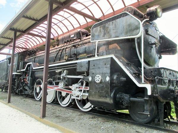 蒸気機関車 D51 824号【2020年7月】