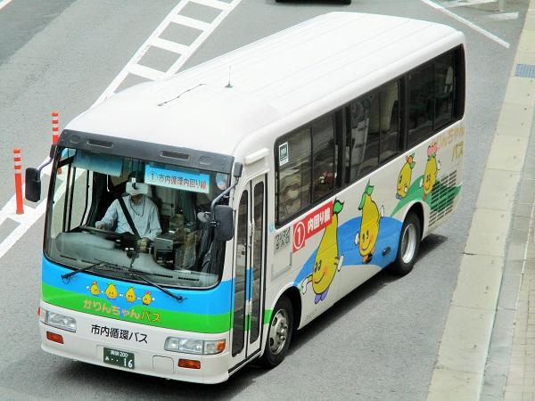 上諏訪駅 霧ヶ峰口【2020年7月】