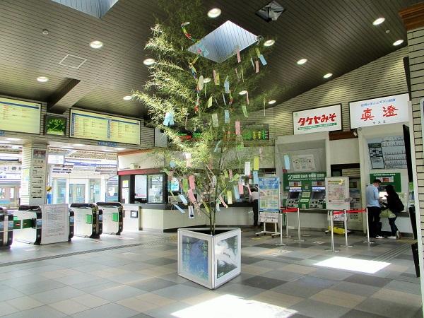 上諏訪駅【2020年7月】