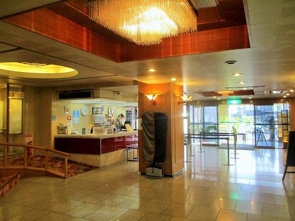 湯田中渋温泉 ホテル水明館【2020年10月】
