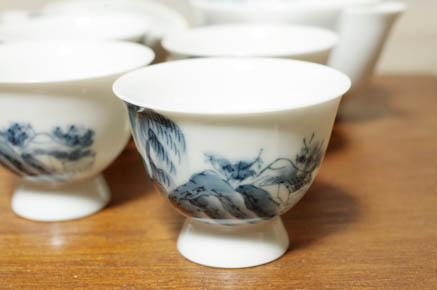 有田焼 御煎茶碗