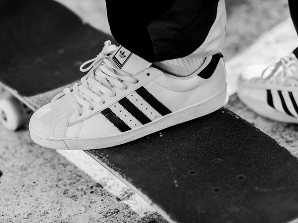adidas Black ADV Superstar adidas NZ Cheap Superstar