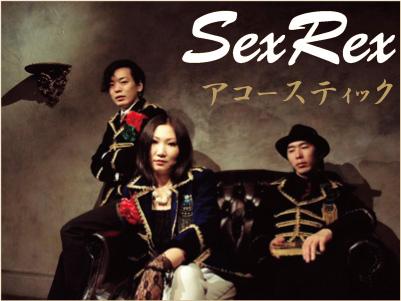 SexRex アコースティック