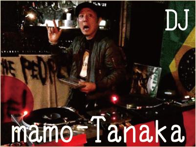 DJ mamo-Tanaka
