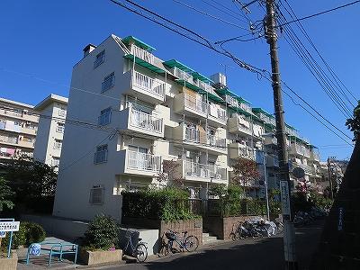 板橋区 不動産 トウリハウジング 若木 中古 マンション 三田志村コーポ 最上階