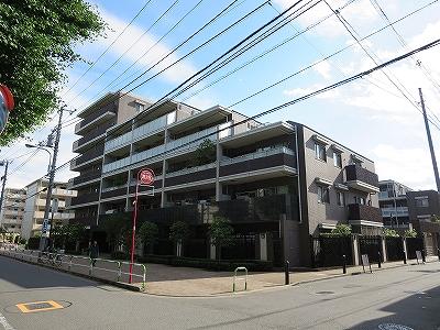 東京都 北区 不動産 トウリハウジング 十条台 中古 マンション レクセル王子