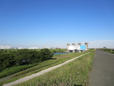東京都北区 志茂 街並み