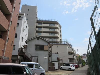 東京都北区 不動産 トウリハウジング 中里 マンション 駒込台マンション
