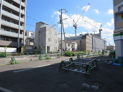 東京都北区 補助87号線