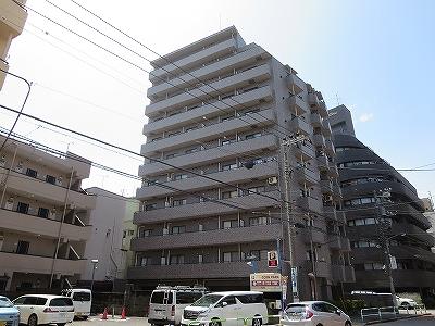 東京都北区 不動産 トウリハウジング 中里 分譲 マンション 菱和パレス駒込