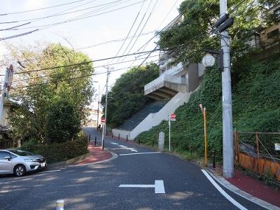 東京都板橋区 清水坂