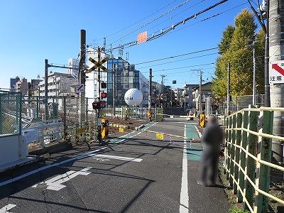 東京都北区 第二中里踏切