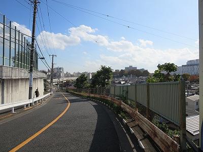 東京都北区 師団坂