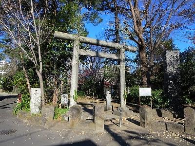 東京都北区 堀船 船方神社