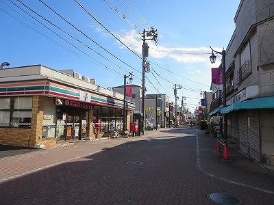 東京都北区 堀船 商店街