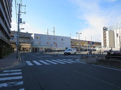 東京都北区 堀船 王子駅前