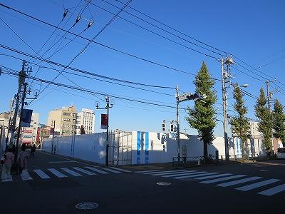 十条駅西口地区市街地再開発事業