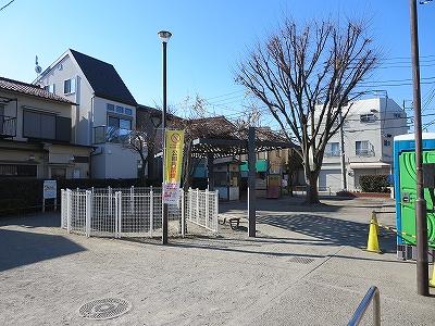 東京都北区 北区立鶴ヶ丘児童遊園