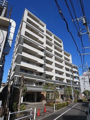 板橋区 不動産 トウリハウジング 東坂下 分譲 マンション レクセルガーデン志村坂上