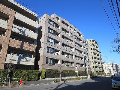 東京都北区 不動産 トウリハウジング 分譲 マンション レクセルマンション王子神谷