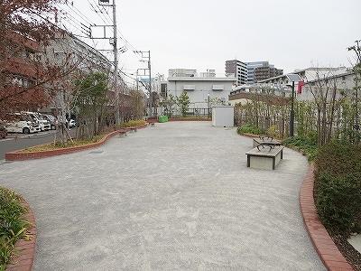 堀船一丁目いこい広場