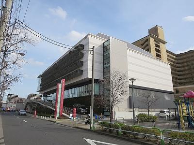 東京都北区赤羽体育館