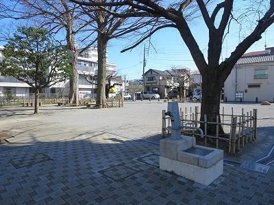 板橋区立けやきの公園