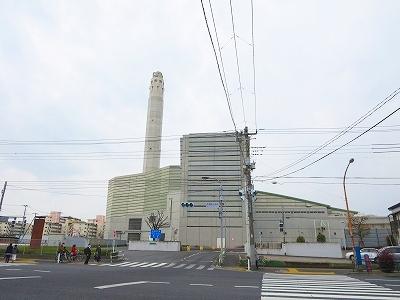 北清掃工場