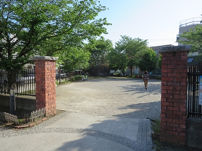 北区立王子四丁目公園