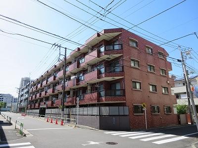 東京都北区 不動産 トウリハウジング 神谷 分譲 マンション モナークマンション赤羽
