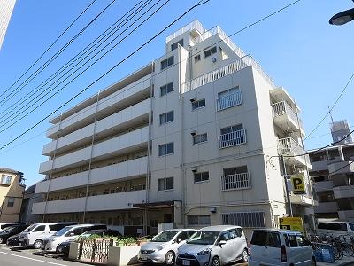 東京都北区 不動産 トウリハウジング 神谷 分譲 マンション マルヨネマンション