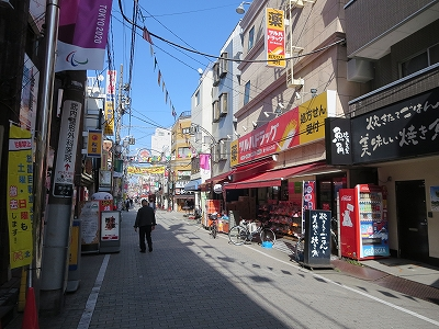 東京都北区 東十条商店街