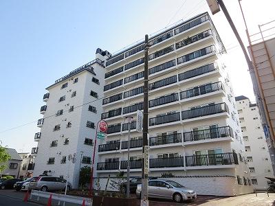 東京都北区 不動産 トウリハウジング 東十条 分譲 マンション 秀和東十条レジデンス
