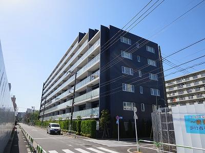 東京都北区 不動産 トウリハウジング 神谷 分譲 マンション シティハウス赤羽南パークサイドコート