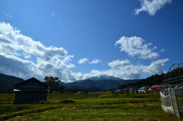 2011冠雪鳥海山 01