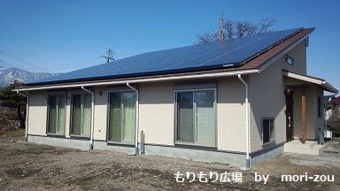 大容量太陽光発電搭載の平屋 もりもり広場.jpg