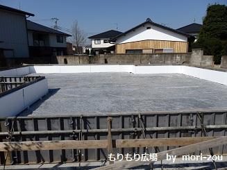 もりもり広場 基礎断熱、防湿シート施工完了3.jpg