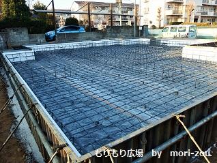 もりもり広場 基礎断熱、防湿シート施工完了4.jpg
